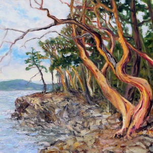 Arising and Dissolving Along a Shore by Terrill Welch