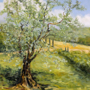 The Olive Tree by Terrill Welch