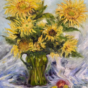 Katherine's Sunflowers