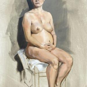 Expecting by Philine van der Vegte