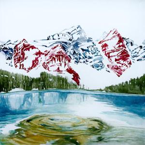Moraine Lake| Jasper, Alberta by Linnea Martina  Hannigan