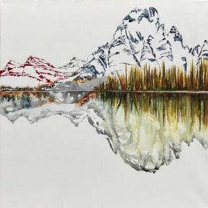 Mt.Assiniboine  | Linnea Martina by Linnea Martina  Hannigan