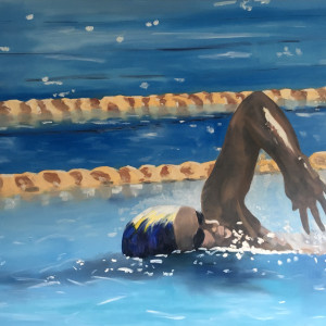 MCA Swimming by Meredith Howse
