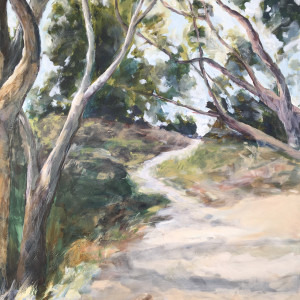 Australian Landscape by Meredith Howse