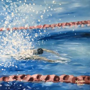 Swimming - 'Splash' by Meredith Howse