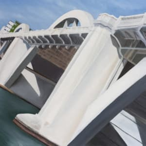 William Jolly Bridge by Meredith Howse