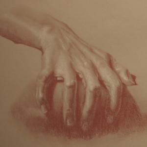 Curling Fingers by Kathy Ferguson