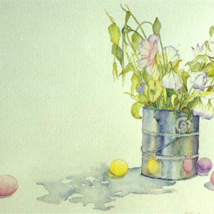 Day After Easter by Kathy Ferguson