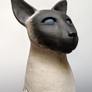 Siamese Cat 1 of 2