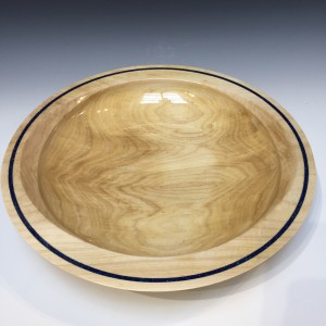 Helena Maple Raised Platter