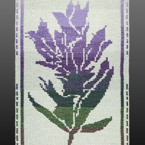 Gentian II -Endangered Michigan Wildflower (copy) by Carol Irving
