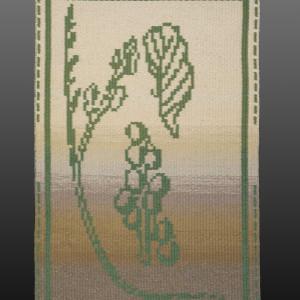 Pointed Moonwort - Michigan Endangered Wildflower by Carol Irving