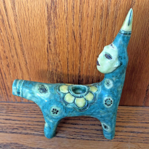 Patina, a Flower Power Critter pipe.