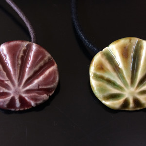 Better World 420 Pendants - Lots of Colors Available by Nell Eakin