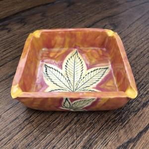 Orange power 5 leaf tray