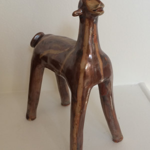 Janah, the mythical horse by Nell Eakin