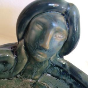 Moonlit Women tray by Nell Eakin