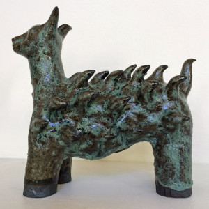 Turq the Tufted Dog by Nell Eakin