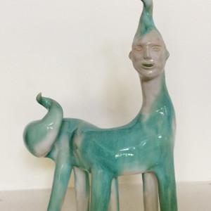 Blue dream twister by Nell Eakin