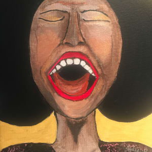 A Mother's Scream by Julie Crisan
