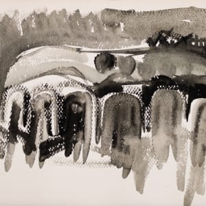Abstract - New York - 1B by Miriam McClung