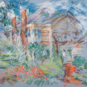 Arlington Antebellum Home in Birmingham, Alabama by Miriam McClung