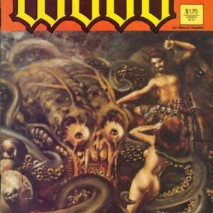 Dweller in the Dungeon by Wally Wood