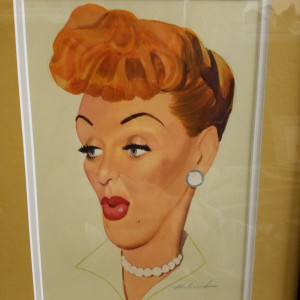 Eve Arden by Dal  Holcomb