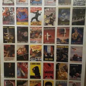 Propaganda Poster cards - proof sheet