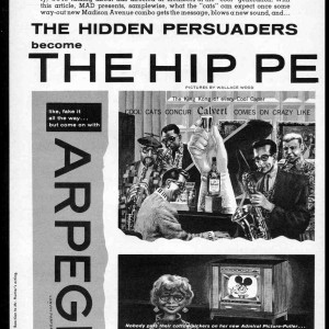 The Hip Persuaders - Mad #46 (1959) by Wally Wood