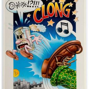 Clong! by Michael  Lynch