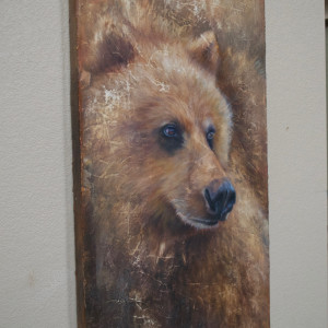 Bear Totem by Tabitha Benedict