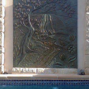 Tree of Life - Bas Relief