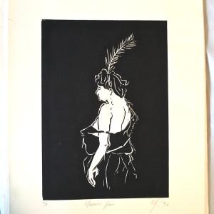Madame Henri by Mel Reese
