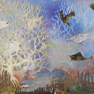 Habitat Series #8:  Camouflage by Kit Hoisington