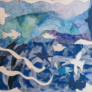 Blue Worlds by Kit Hoisington
