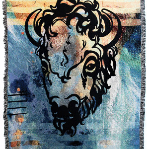 Buffalo blanket lo lo xmfl0k