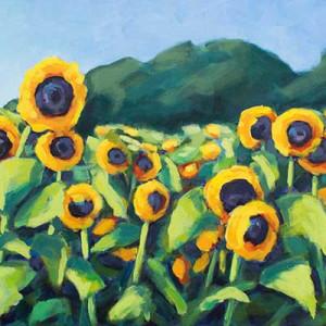Hasson k happy sunflowers ppejjh