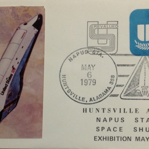 Space Shuttle Huntsville Exhibition 1979