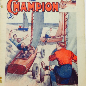 The Champion - Three copies 1946