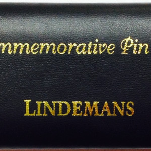 Lindemans 2000 Olympic pin set limited