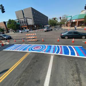 Crosswalk by AJ Davis