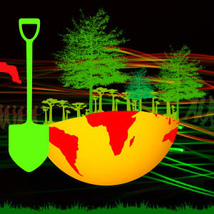 Plant More Trees by Jessey Jansen