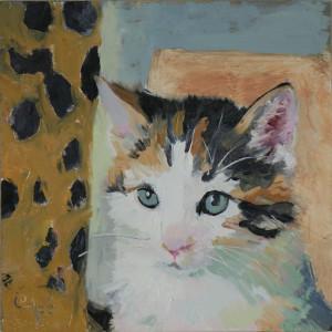 Calle's Kitten: Rescue