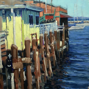 Monterey Docks