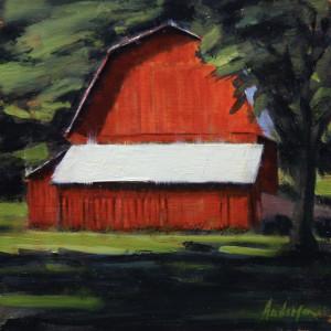 Olson Farm Barn