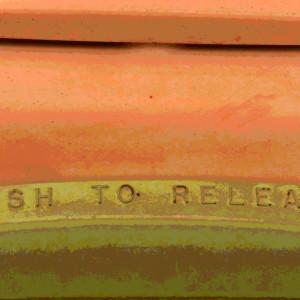 Push to Release (orange/green)